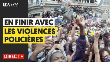 EN FINIR AVEC LES VIOLENCES POLICIÈRES