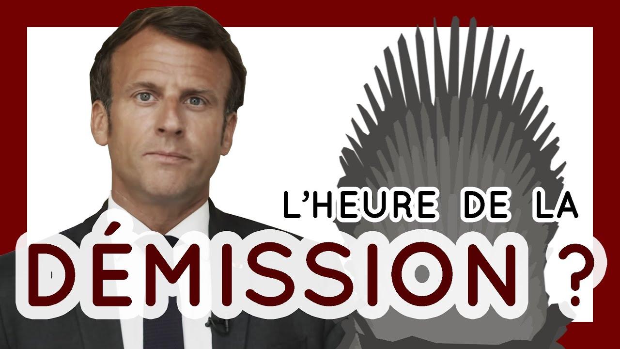 Et si Macron démissionnait vraiment ?