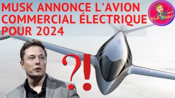 L'aviation électrique du futur ?