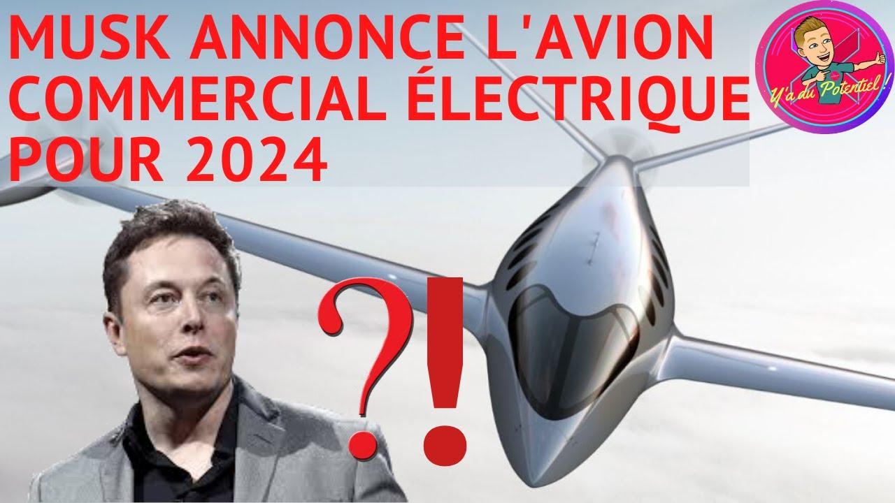 L'aviation électrique du futur ?