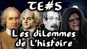 Les dilemmes de l'histoire (morale VS éthique) feat. Palpatine