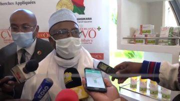 Madagascar: Un deuxième approvisionnement en COVID-ORGANICS pour le Tchad
