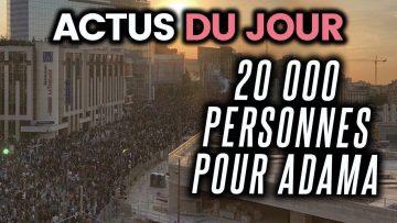 Manif de 20 000 personnes à Paris, vos vacances en Italie, avion électrique… Les actus du jour