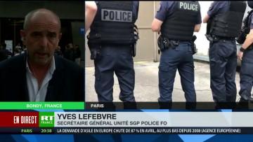 Police : «On n'a plus confiance en notre ministre depuis ce qu'il a dit lundi après-midi»