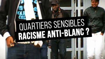 Racisme anti-blanc : Réalité ou fiction ?