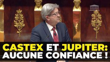 Castex et Jupiter : aucune confiance !