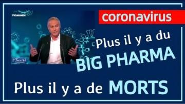 Christian Perronne La guerre du Remdésivir Vs hydroxychloroquine a fait des morts du coronavirus