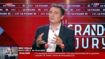 Excellente interview d'Éric Piolle, Maire Europe Écologie – Les Verts de Grenoble
