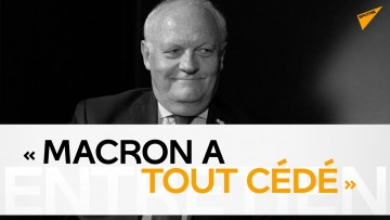 François Asselineau: « La France est la perdante » du plan européen de relance