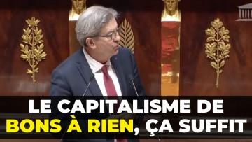 Le capitalisme de bons à rien : ça suffit !