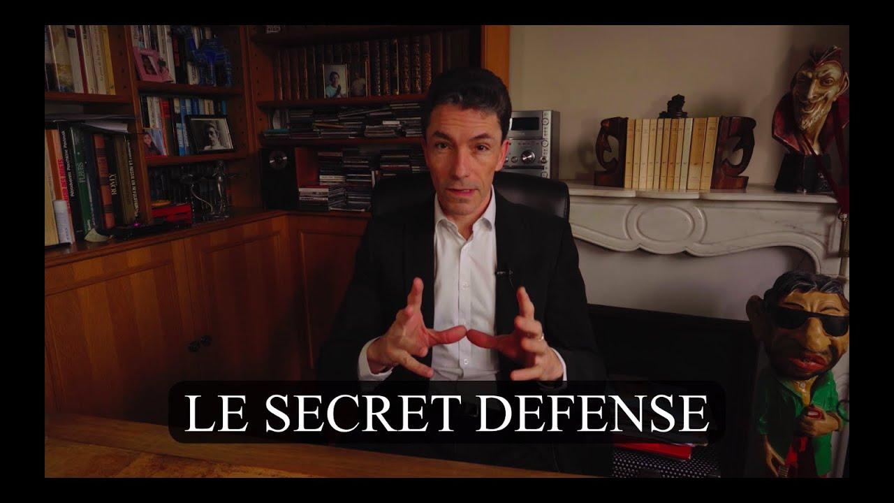 Le Secret Défense par Marc Trévidic