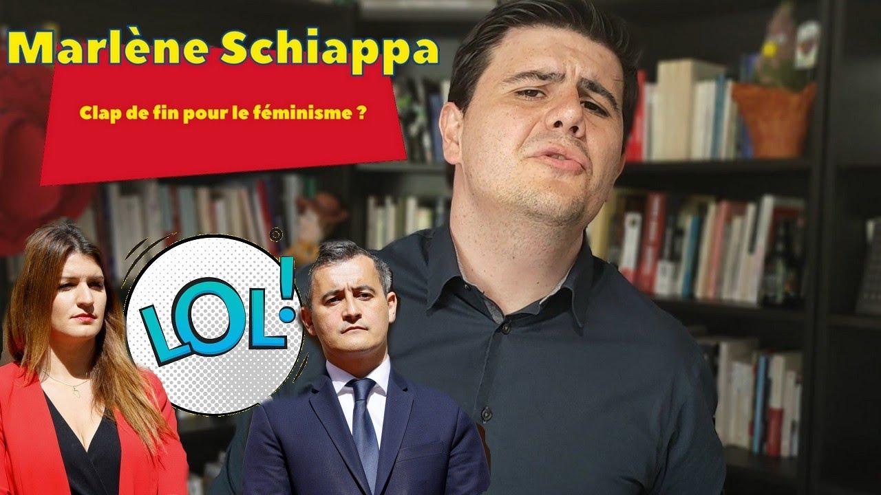 Marlène Schiappa : clap de fin pour le féminisme ? (extrait)
