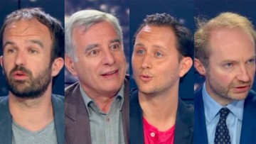 Masques gratuits ? Débat avec Christophe Prudhomme, Manuel Bompard, Benjamin Davido, Julien Bargeton