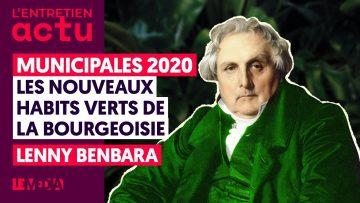 MUNICIPALES 2020 : LES NOUVEAUX HABITS VERTS DE LA BOURGEOISIE