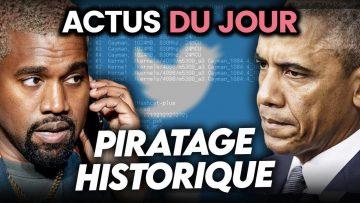 Piratage historique de stars, inquiétude coronavirus en France, bonne nouvelle… Actus du jour