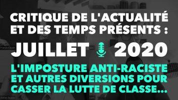 Radio GDC : L'imposture anti-raciste et autres diversions pour casser la lutte de classe…
