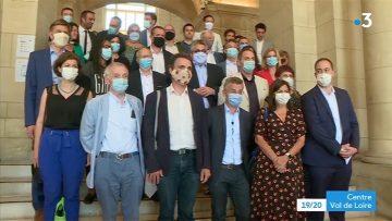 Rassemblement des maires des villes écologiques, solidaires et citoyennes à Tours: reportage et itws