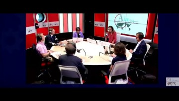 Table-ronde avec Jancovici : Affronter les changements climatiques