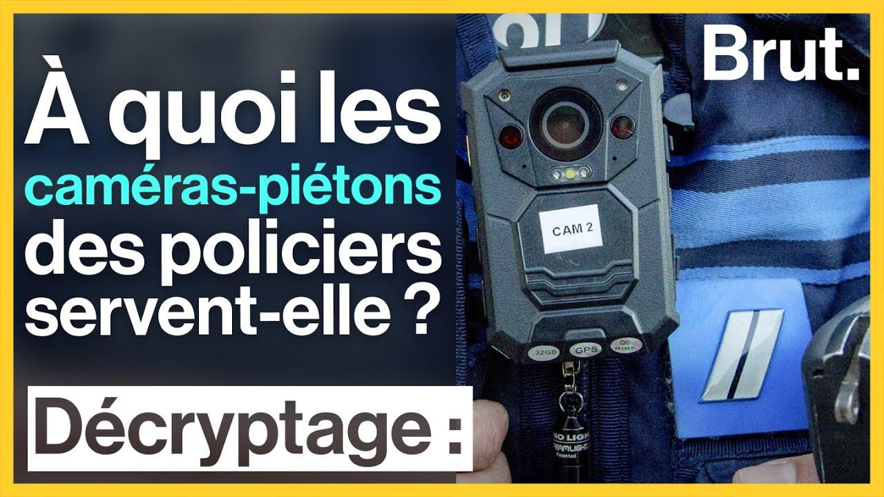 À quoi servent les caméras-piétons des policiers ?