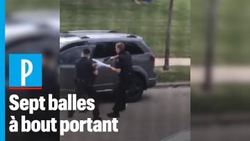 Affaire Jacob Blake : «Les enfants de la victime se trouvaient dans le véhicule au moment des tirs»