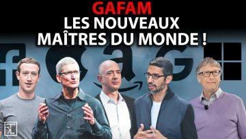 Apple pulvérise le Cac 40 et Les GAFAM, nouveaux maîtres du monde !