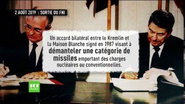 Armes nucléaires : négociations en cours entre les Etats-Unis et la Russie