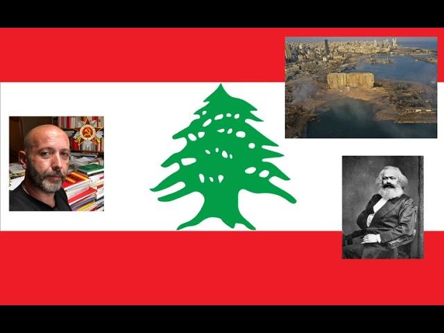 """""""Capitalisme du désastre au Liban"""""""