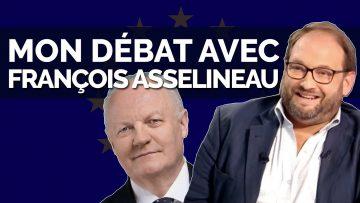 Débat Asselineau Piacentini