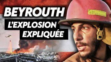 Double explosion à Beyrouth : images et explication
