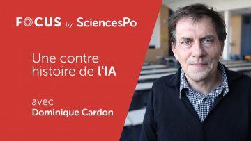 Intelligence artificielle : la contre-histoire – Dominique Cardon