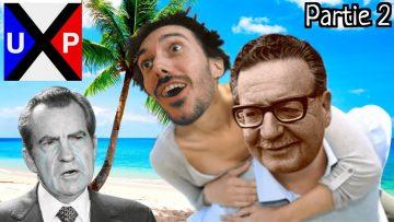 Salvador Allende – Partie 2 : Unité Populaire