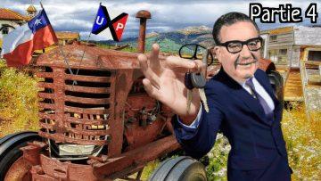 Salvador Allende – Partie 4 : Réforme agraire et discorde