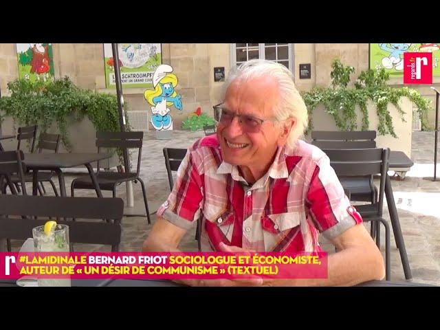 Bernard Friot : « L'anticapitalisme, ça peut être très démobilisateur »