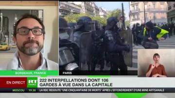 David Poulain : «Face à une détresse sociale, la réponse est sécuritaire»