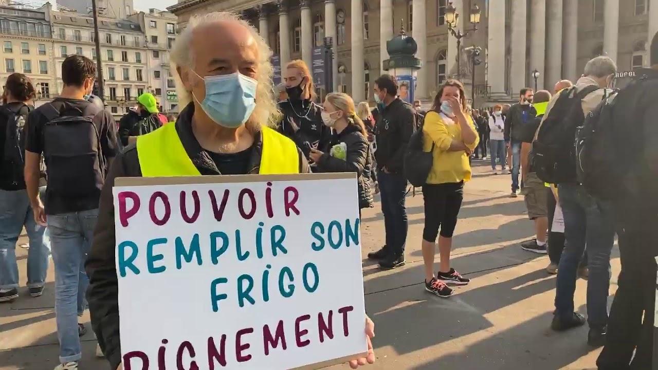 En direct: Les Gilets Jaunes Acte 82 #Paris