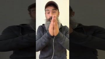 Jérôme Rodrigues – Remerciements et Mise au point