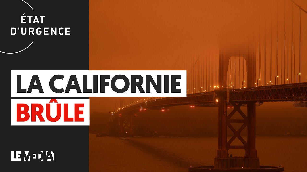 LA CALIFORNIE BRÛLE