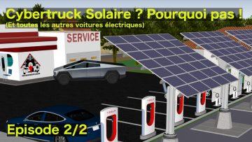 La voiture électrique solaire ? Elle existe et je vous la présente ici.