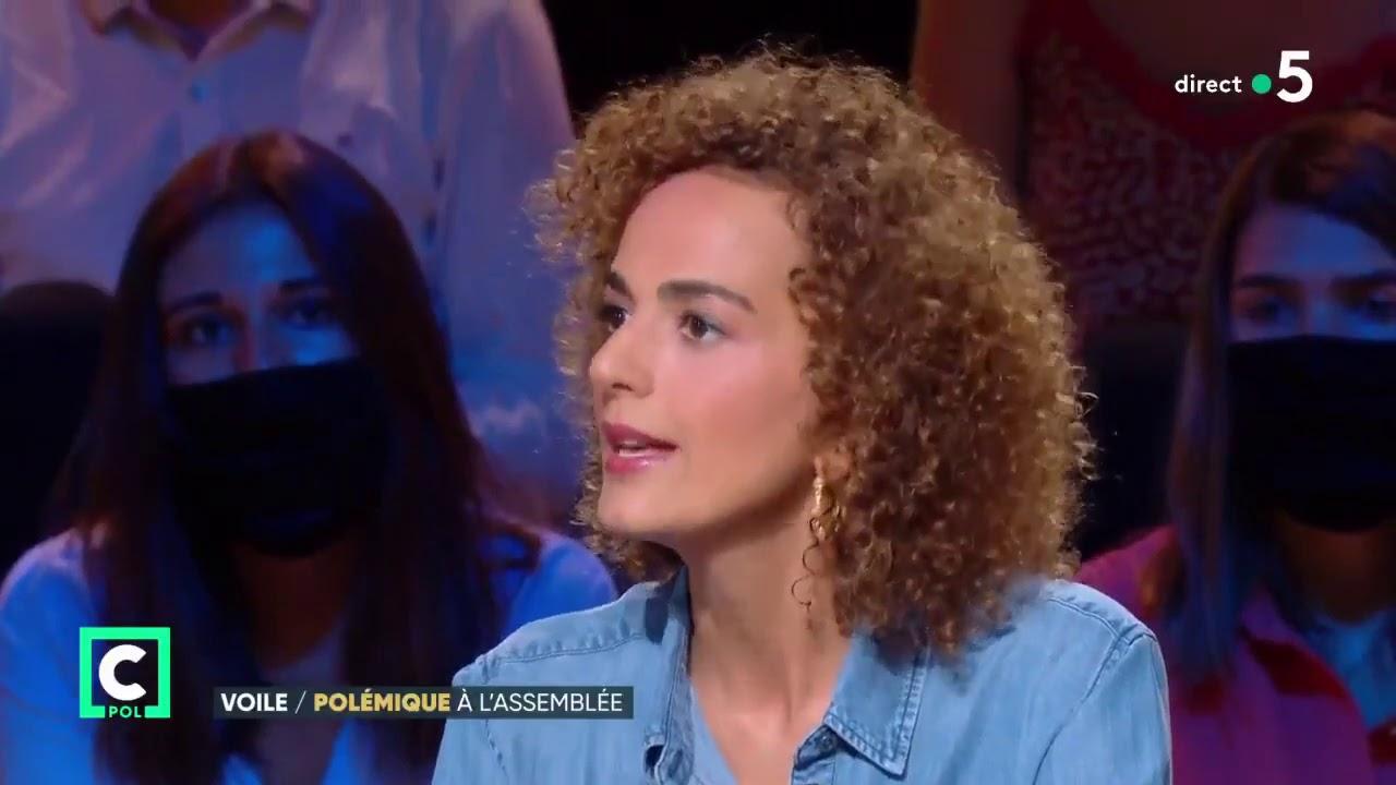 L'écrivaine Leïla Slimani sur le voile et le féminisme