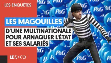 LES MAGOUILLES D'UNE MULTINATIONALE POUR ARNAQUER L'ÉTAT ET SES SALARIÉS