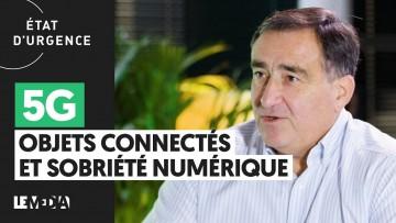 5G, OBJETS CONNECTÉS ET SOBRIÉTÉ NUMÉRIQUE AVEC THE SHIFT PROJECT