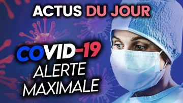 Alerte maximale en France, Rihanna fait polémique, hôpitaux saturés… Actus du jour