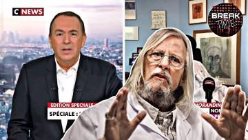 """Didier Raoult : """"Arrêtez de dire des bêtises ! """" l'interview Morandini"""