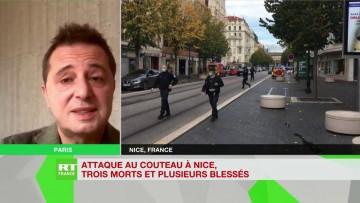 «Il n'y a plus d'État qui fonctionne correctement en France», selon le journaliste Didier Maïsto