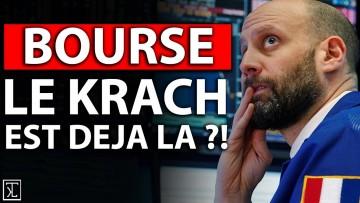 Krach Boursier : le CAC 40 vient de CASSER un ÉNORME niveau !