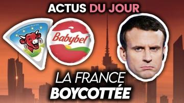 La France boycottée dans le monde, reconfinement, Guinée… Actus du jour
