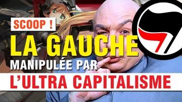 """La Gauche manipulée par l'Ultra Capitalisme avec """"Lucien Cerise"""""""