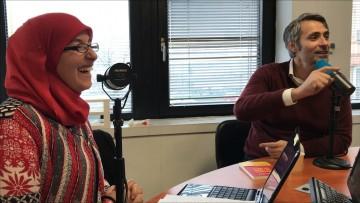 """""""La malitude mise à mâle"""" avec Nadia El Bouga et Raphaël Liogier"""
