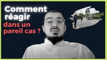 La réaction du Musulman suite à l'attaque du Professeur