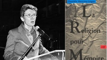 La recomposition du religieux dans la modernité, Danièle Hervieu Leger